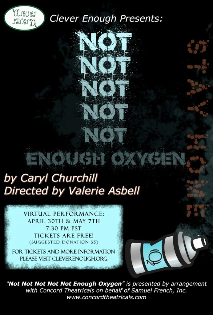 Poster for Not Not Not Not Not Enough Oxygen